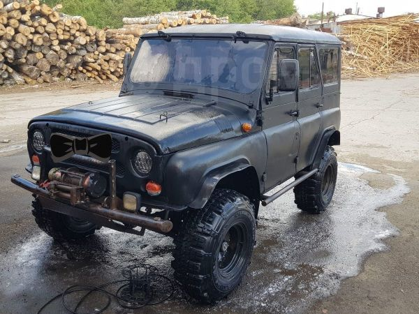 УАЗ 469, 1992 год, 260 000 руб.