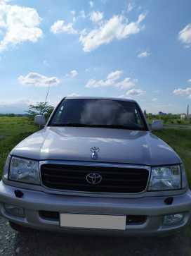 Беслан Land Cruiser 2001