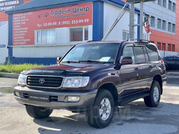 Toyota Land Cruiser, 1998 год, 690 000 руб.