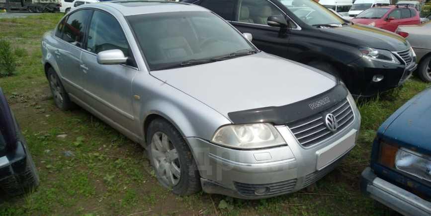 Volkswagen Passat, 2001 год, 198 000 руб.
