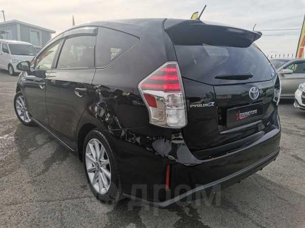 Toyota Prius a, 2015 год, 955 000 руб.
