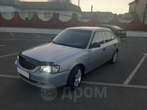 Hyundai Accent, 2006 год, 219 000 руб.