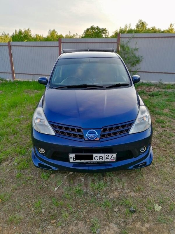 Nissan Tiida, 2009 год, 460 000 руб.