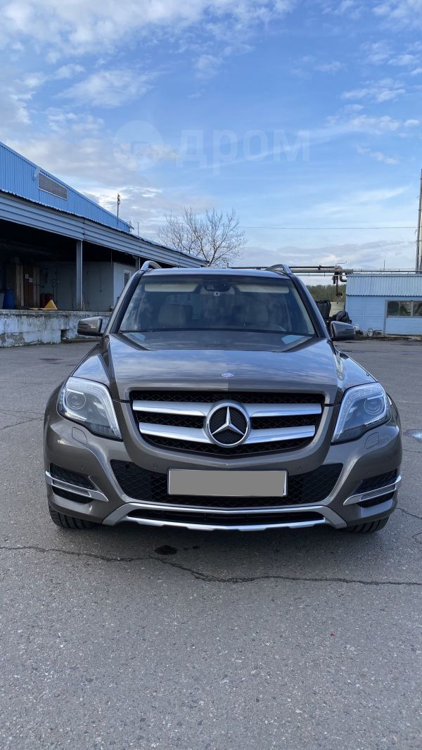 Mercedes-Benz GLK-Class, 2013 год, 1 500 000 руб.