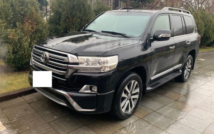 Toyota Land Cruiser, 2013 год, 1 800 000 руб.