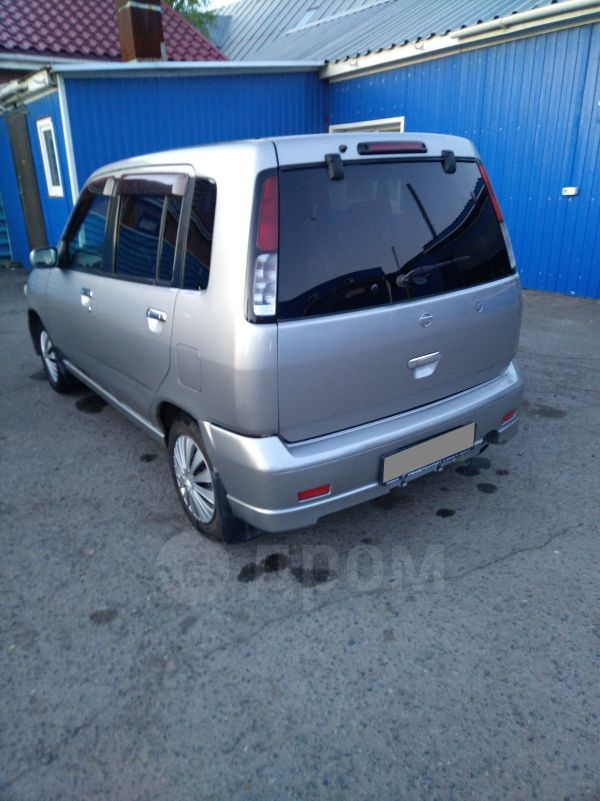 Nissan Cube, 1999 год, 145 000 руб.