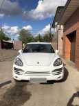 Porsche Cayenne, 2012 год, 2 090 000 руб.