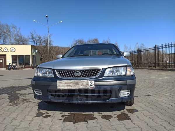 Nissan Sunny, 2002 год, 127 000 руб.
