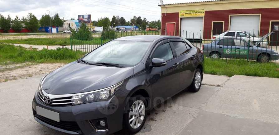 Toyota Corolla, 2014 год, 805 000 руб.