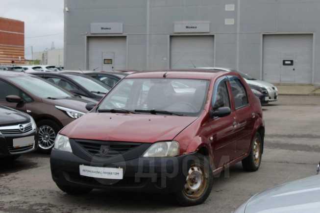Dacia Logan, 2006 год, 125 000 руб.
