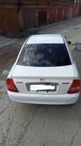 Mazda Familia, 2002 год, 135 000 руб.