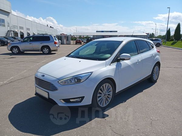 Ford Focus, 2017 год, 870 000 руб.