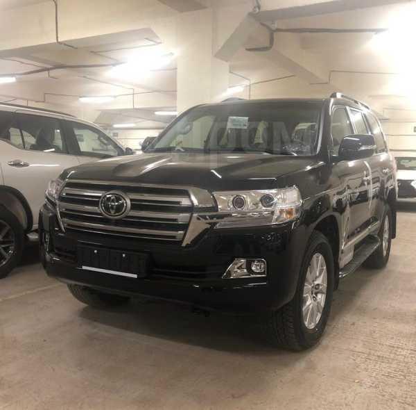 Toyota Land Cruiser, 2020 год, 5 400 000 руб.