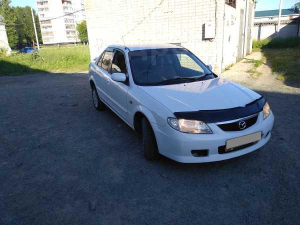 Mazda Familia, 2002 год, 215 000 руб.