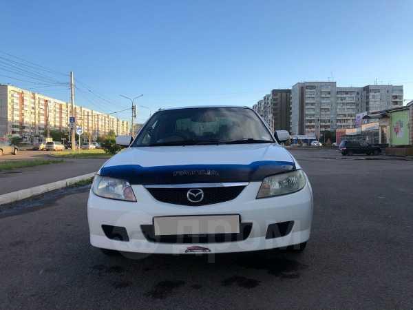 Mazda Familia, 2003 год, 255 000 руб.
