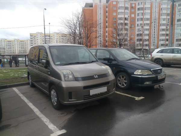 Honda Mobilio, 2006 год, 350 000 руб.