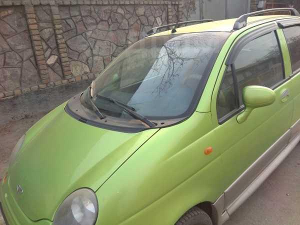 Daewoo Matiz, 2003 год, 120 000 руб.