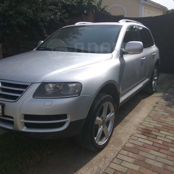 Volkswagen Touareg, 2006 год, 495 000 руб.