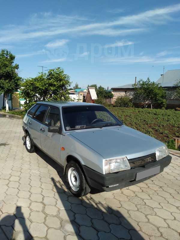 Лада 2109, 2001 год, 99 999 руб.