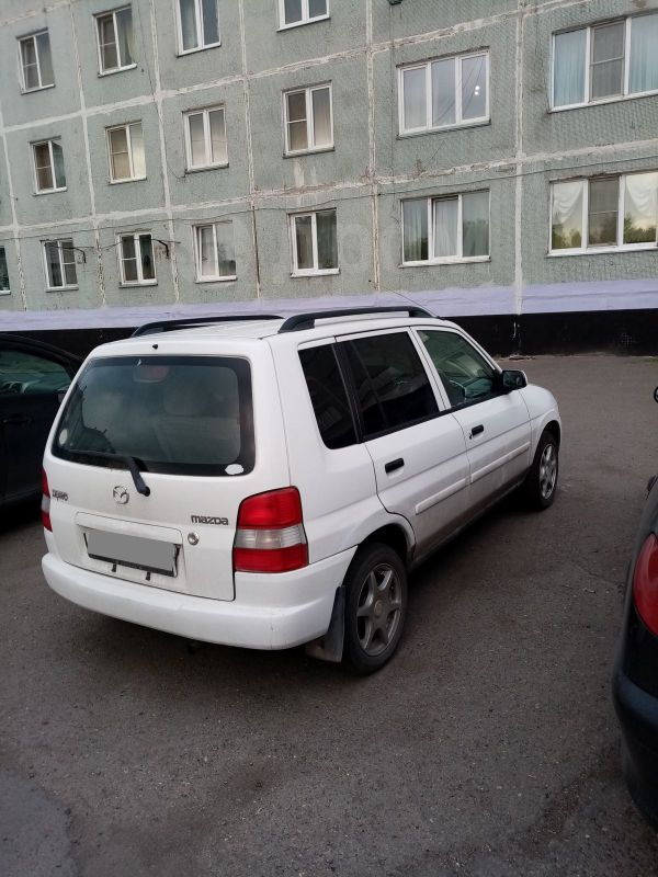Mazda Demio, 2000 год, 133 000 руб.