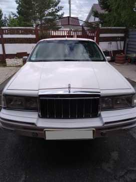 Камень-на-Оби Town Car 1992