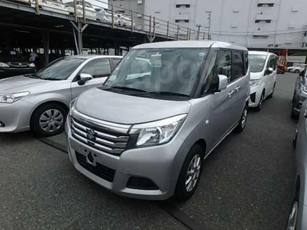 Suzuki Solio, 2017 год, 630 000 руб.