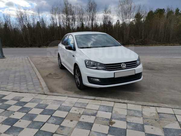 Volkswagen Polo, 2018 год, 670 000 руб.