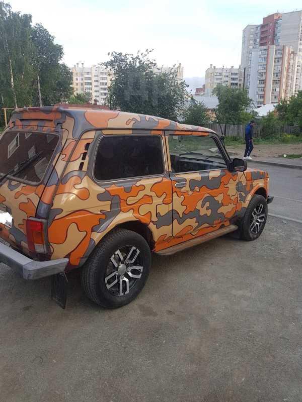 Лада 4x4 Бронто, 2001 год, 150 000 руб.
