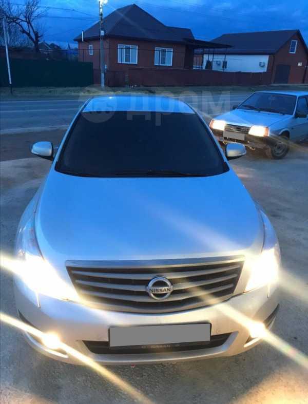 Nissan Teana, 2012 год, 599 999 руб.
