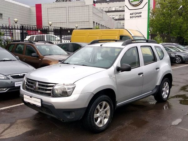 Renault Duster, 2014 год, 554 000 руб.