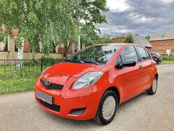 Toyota Yaris, 2009 год, 300 000 руб.