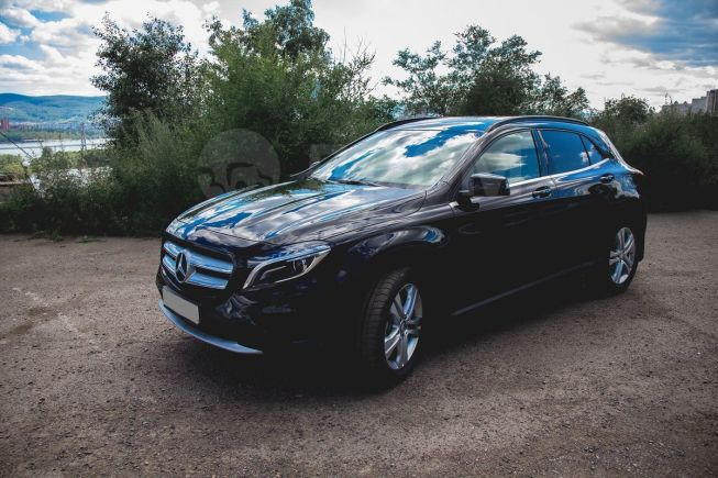 Mercedes-Benz GLA-Class, 2016 год, 1 870 000 руб.