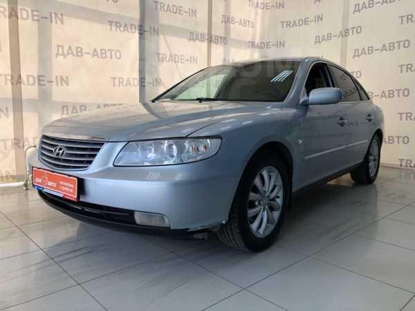 Hyundai Grandeur, 2007 год, 457 000 руб.
