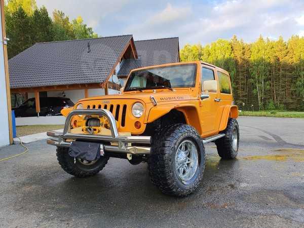 Jeep Wrangler, 2012 год, 1 800 000 руб.