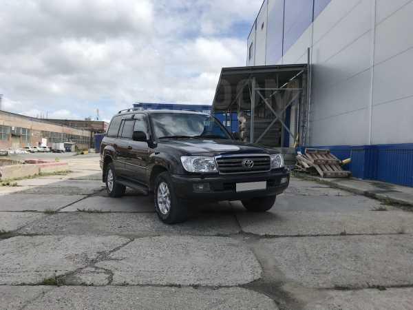Toyota Land Cruiser, 2006 год, 1 620 000 руб.