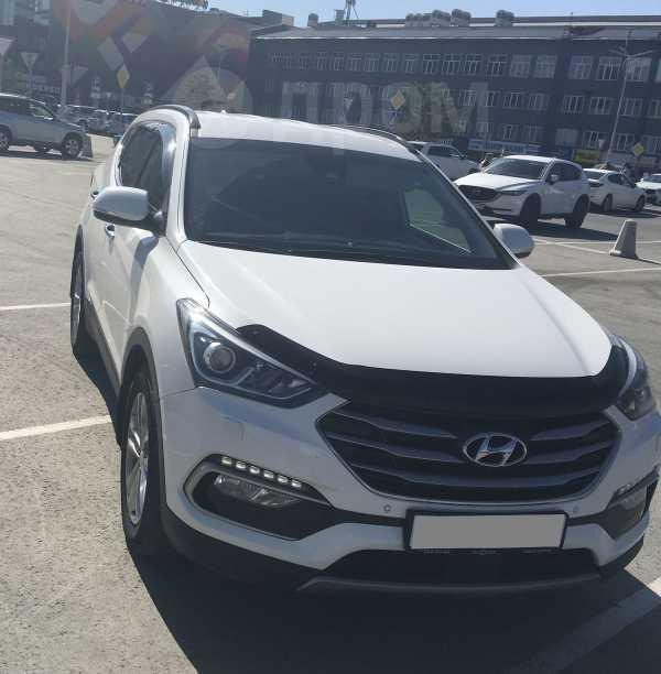 Hyundai Santa Fe, 2015 год, 1 395 000 руб.