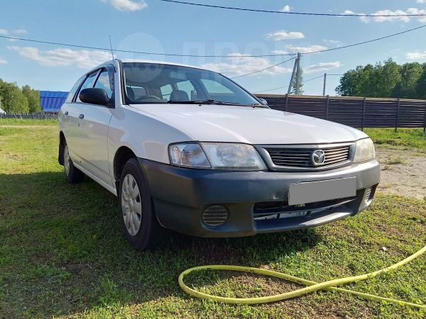 Mazda Familia, 2000 год, 157 000 руб.