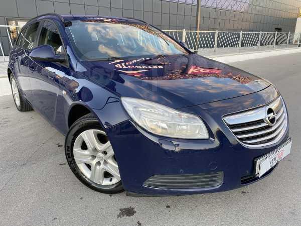 Opel Insignia, 2009 год, 577 000 руб.