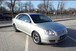 Георгиевск Avensis 2006