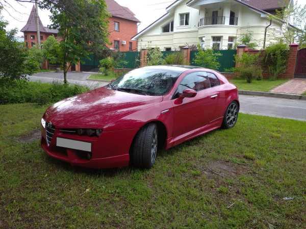 Alfa Romeo Brera, 2007 год, 795 000 руб.