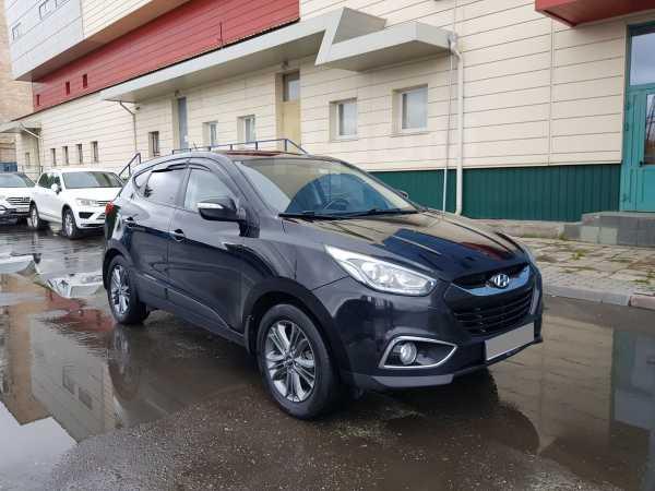 Hyundai ix35, 2015 год, 850 000 руб.