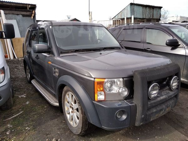 Land Rover Discovery, 2006 год, 320 000 руб.