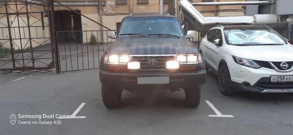 Toyota Land Cruiser, 1997 год, 799 000 руб.