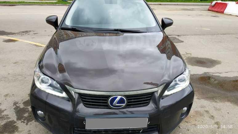 Lexus CT200h, 2012 год, 890 000 руб.