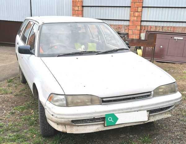 Toyota Carina, 1991 год, 60 000 руб.