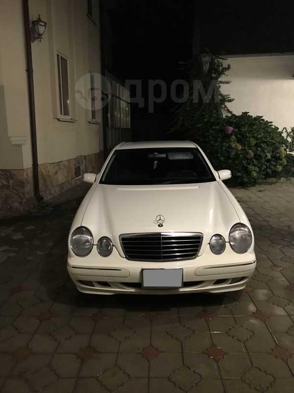 Mercedes-Benz E-Class, 2001 год, 440 000 руб.