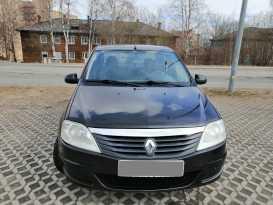 Петрозаводск Renault Logan 2011