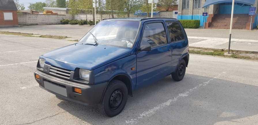 Лада 1111 Ока, 2002 год, 58 000 руб.