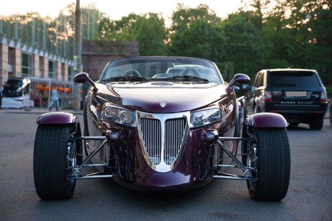 Plymouth Prowler, 1998 год, 4 890 000 руб.