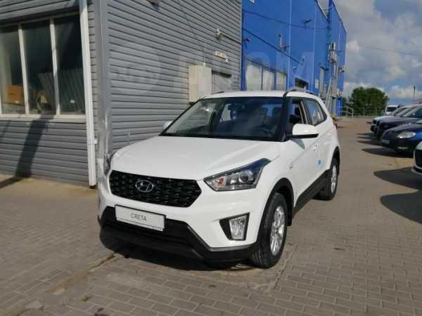 Hyundai Creta, 2020 год, 1 242 000 руб.